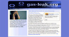 Preview of gas-leak.org